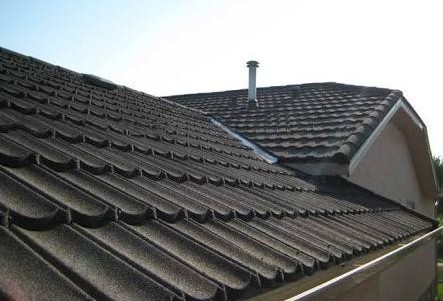 Stone Coated Roof Tile Stone Coated Metal Roofing Tile