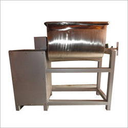 U Type Batch Mixer Machine