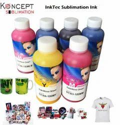 Korean Sublimation Ink - Inktec Sublimation Ink