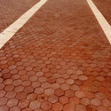 Hexagon Paver Block for Road Construction