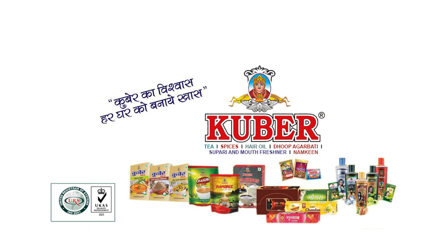 Kuber Grains & Spices Pvt. Ltd.