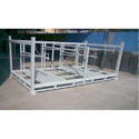 Material Handling Trolley and Pallets