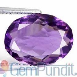 4.54 Carats Purple Amethyst