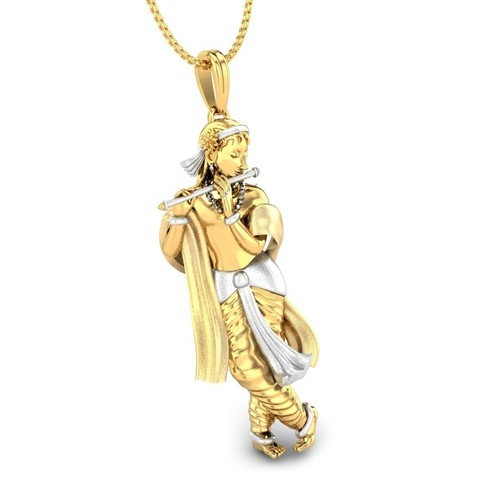 Krishna pendant at best price in india aloadofball Gallery