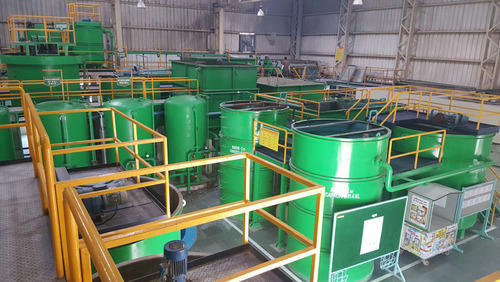 Common Effluent Treatment Plant