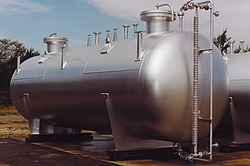 Pressure Vessel for Petrochemical Plants