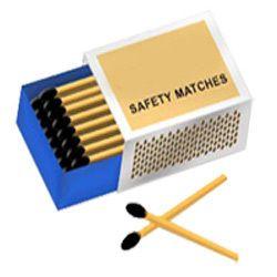 Safety Matches B Grade Casein