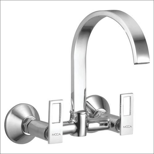 Kitchen Sink Mixer Wall Mounted