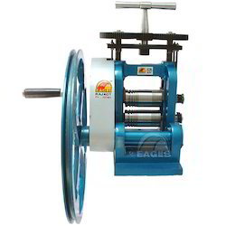 Cover Jewelers Hand Powered Rolling Mill