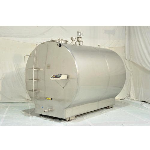 Bulk Milk Cooling Tanks