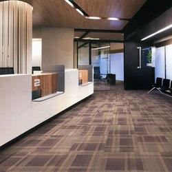 Graphic Carpet Tile PP