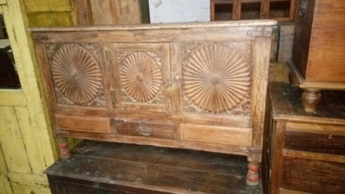 Wooden Sideboards Wall Mirror Wholesaler From Ahmedabad