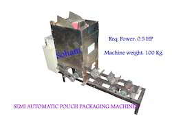 Semi Automatic Pouch Packaging Machines