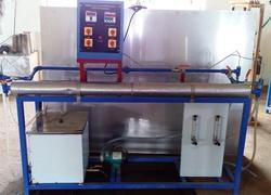 Parrallel & Counter Flow Heat Exchanger