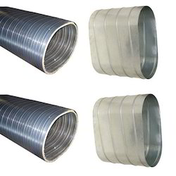 Double Walled Flat Spiral Duct