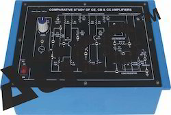 comparative study of ce cb and cc amplifiers