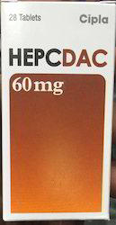Hepcdac Tablets 60mg