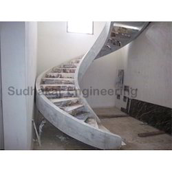 Side Beam Staircases