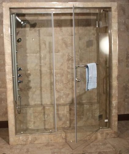 Shower Enclosure - Sliding Shower Enclosure Manufacturer from Patiala