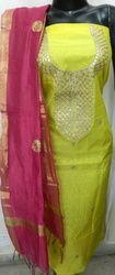 Aaditri Chanderi Suit