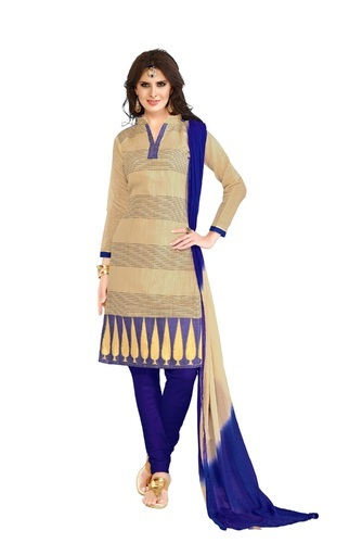 Indian Ladies Suits - Ladies Cotton Suits Wholesale Trader from Mumbai