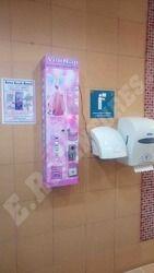 Sanitary Napkin Vending And Dispenser Machine