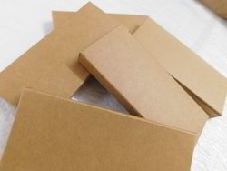 Recycled Kraft Paper Boxes Suitable for Packaging Chocolate