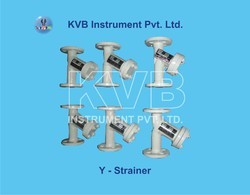 industrial y strainers