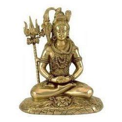 Panchdhatu Made (brass) Shivji Murti Shankar Idol