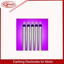 Earthing Electrodes for Motor