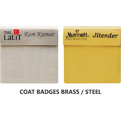 Coat Badges