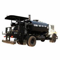 Bitumen Spray Truck