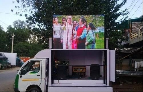 Mobile LED Screen SMD P8