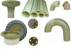 PP FRP Pipe and Fittings