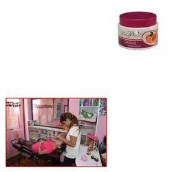 Orange Facial Cream For Beauty Parlor