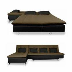 L Cornar Sofa Combed