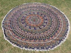 New Pom Pom Tapestry