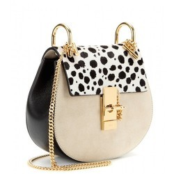ladies fancy leather bag