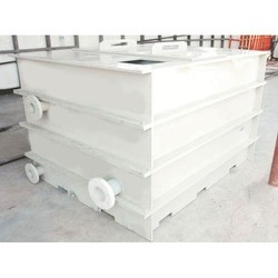 Rectangular Tank without MS Structure