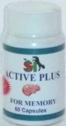 Active Plus Memory Enhancer Medicines