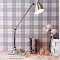 Luxo Metal Finish Table Lamp