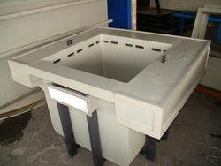 Degreasing Tank For Fastener Galvanizing