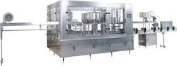 High Speed Drinking Water Filling Machine