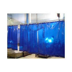 Welding PVC Curtain