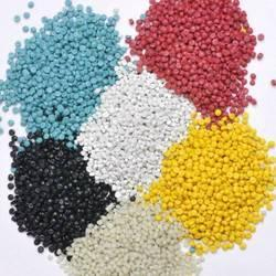 Colored LLDPE Plastic Granules