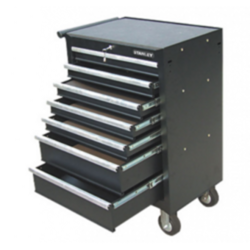 7 Drawer Roller Cabinet, 93-547-23ID