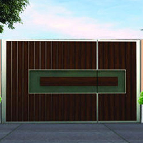 Main gates ss main gate manufacturer from chennai for Main gate door design