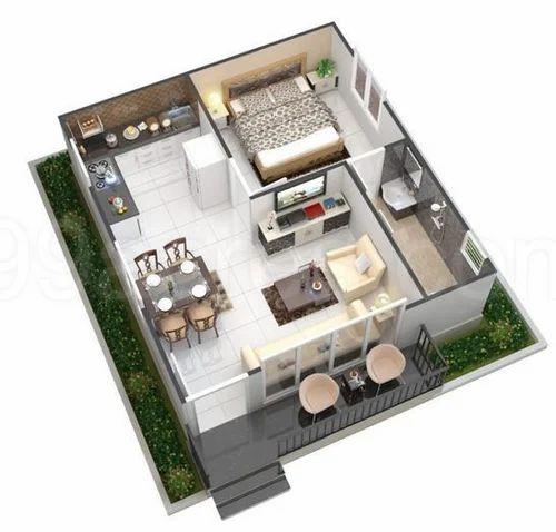 civil house design service provider from chennai. Black Bedroom Furniture Sets. Home Design Ideas