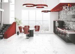 Jet Nano Polish Glazed Vitrified Tiles