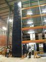 Two Post Vertical Reciprocating Conveyor